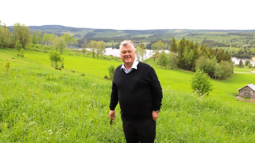 Dan Olofsson, grundare av Sigma Group och Projekt Kaxås.