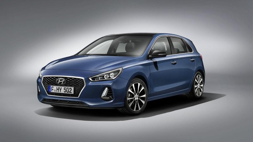 Den nye utfordreren, Hyundai nye i30
