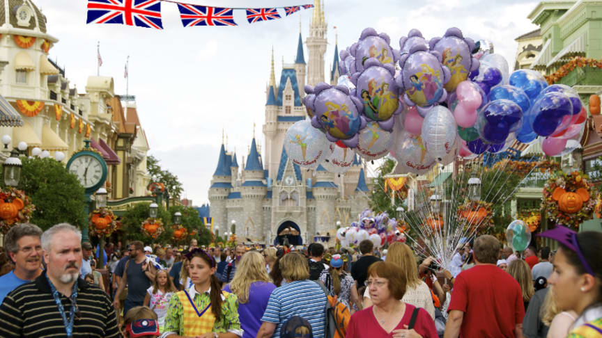 US dream holiday, now more accessible for many British families