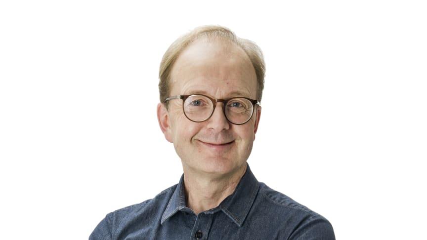 Robert Tingåker,  butikschef Hemköp Näsbypark