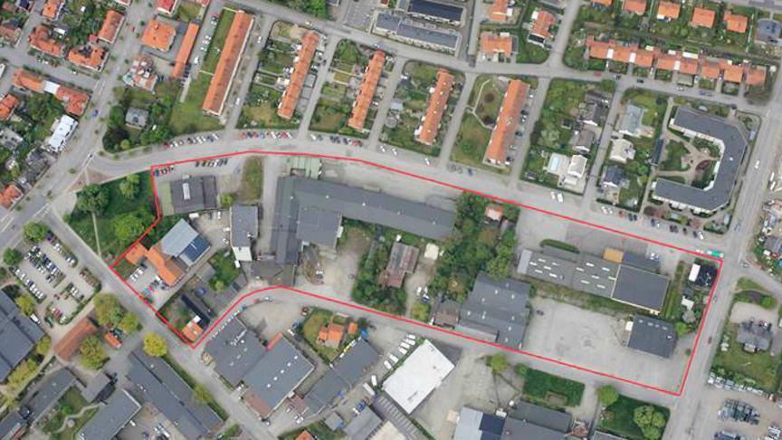 Kvarteret Urmakaren, Ystad