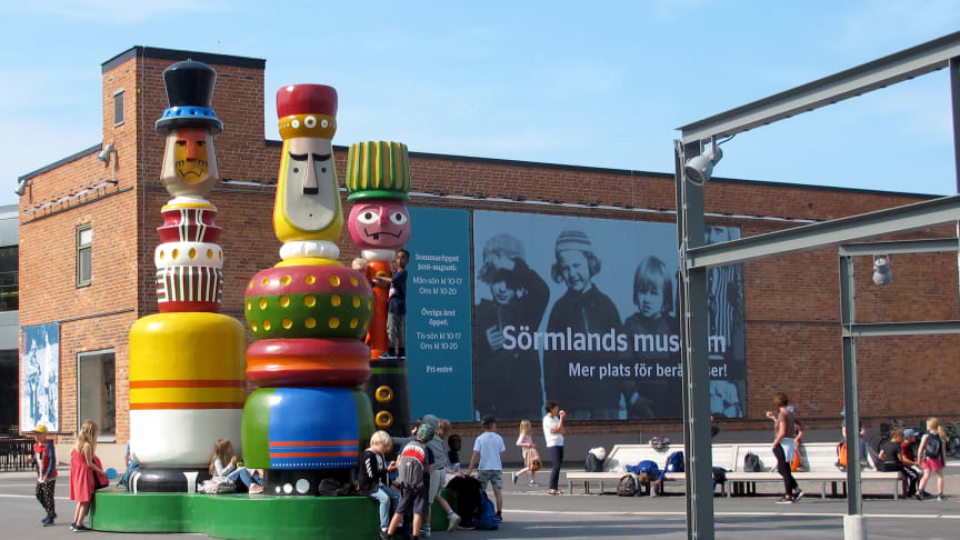 Sörmlands museums museipark
