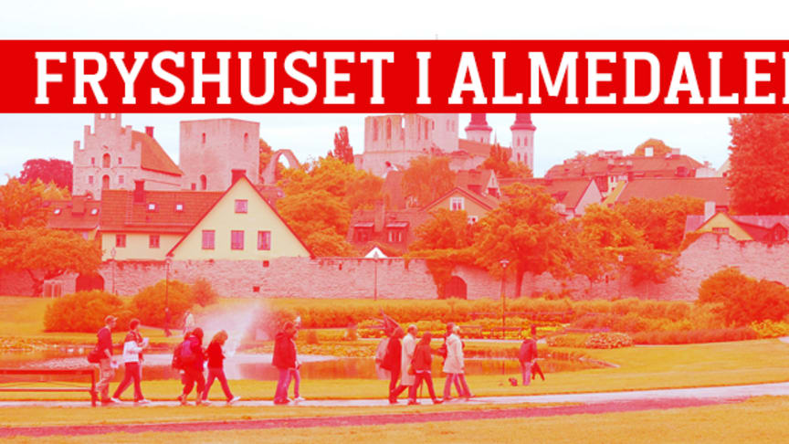 Pressinbjudan: Fryshuset i Almedalen