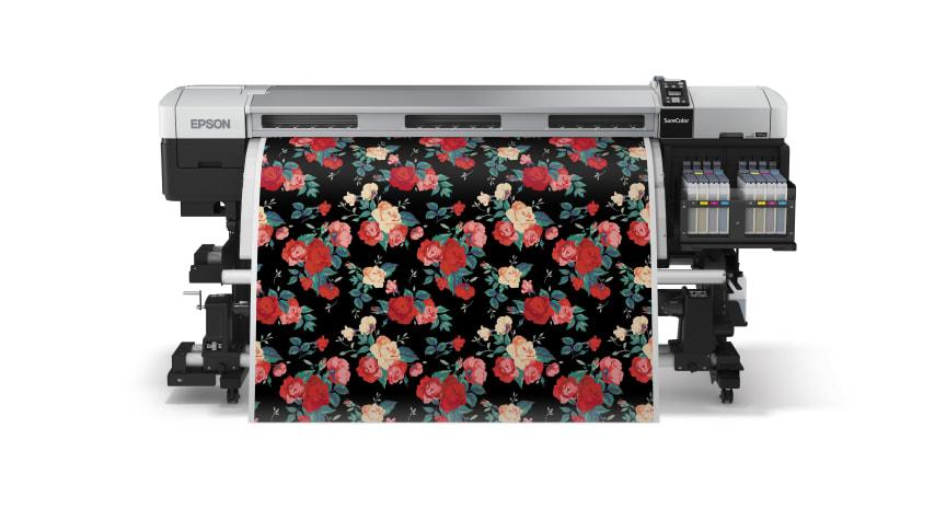 Printer Textile Epson F-9270