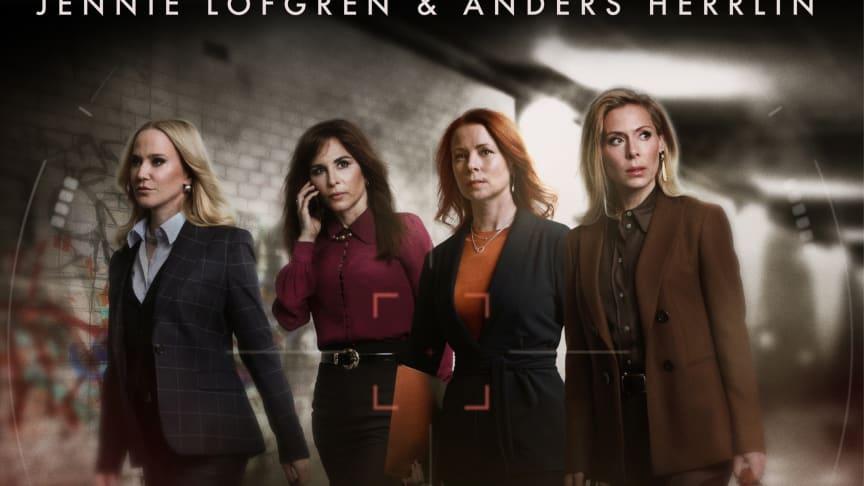 Jennie Löfgren och Anders Herrlin släpper soundtracket till tv-serien Heder på Viaplay