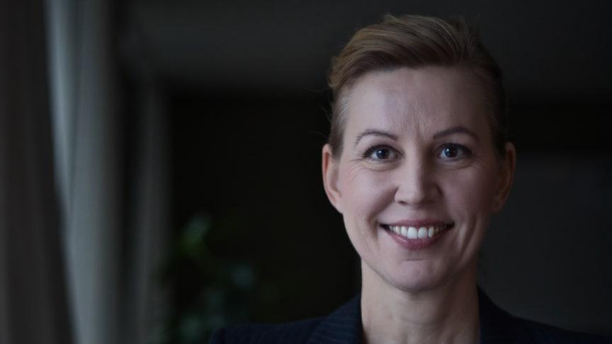 Klimatfrågan handlar om en rättvisa mellan generationerna, säger Rädda Barnens generalsekreterare Helena Thybell.