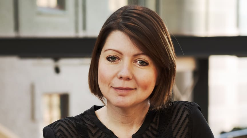 Charlotte Emlind Vahul, ny Head of Business Coaching på Chalmers Ventures. Bild: Paul Wennerholm / Chalmers Ventures