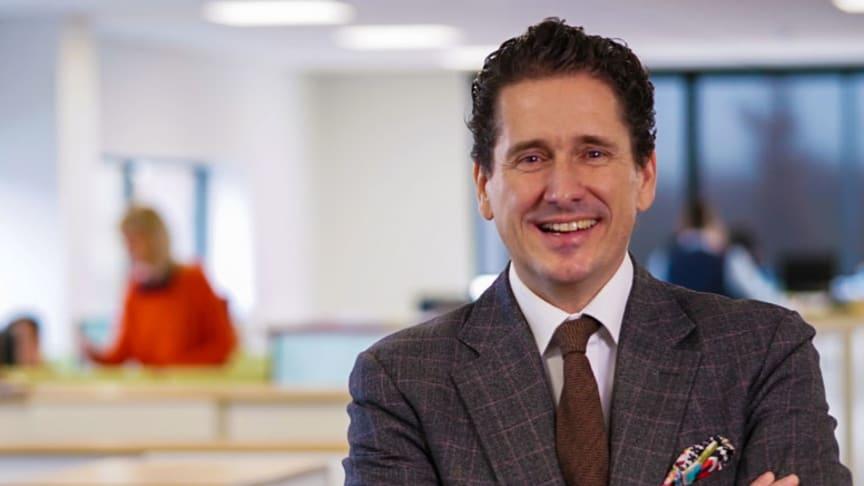 Ernesto Domínguez ny VD och koncernchef för Toyota Material Handling Europe