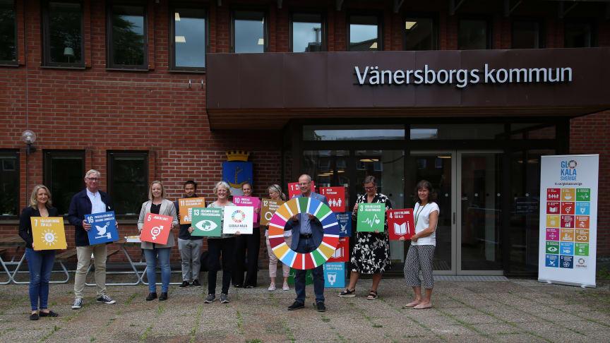 Temat för Hållbarhetsveckan är Agenda 2030 med fokus på social, miljömässig och ekonomisk hållbarhet.