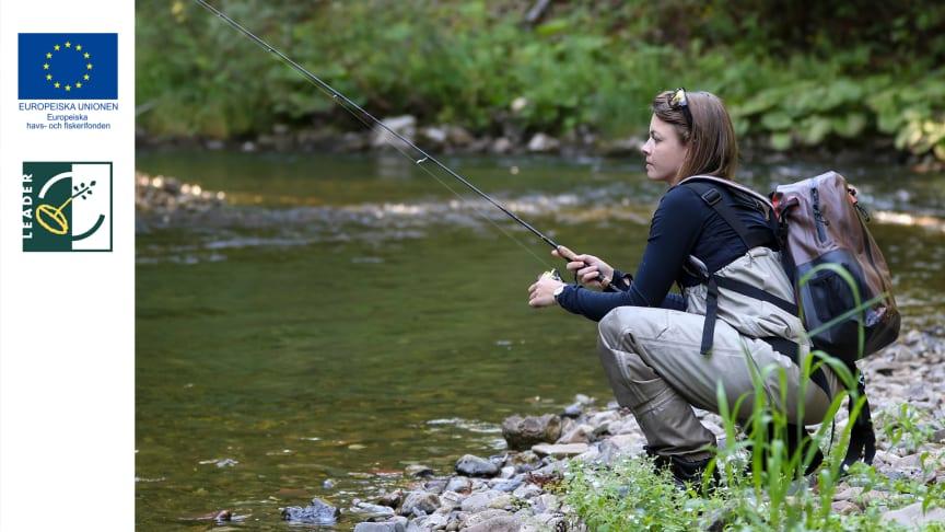 Tre kvällar om fiske-och naturturism - En del av förstudieprojektet Naturturism Rönne å och Ringsjöarna