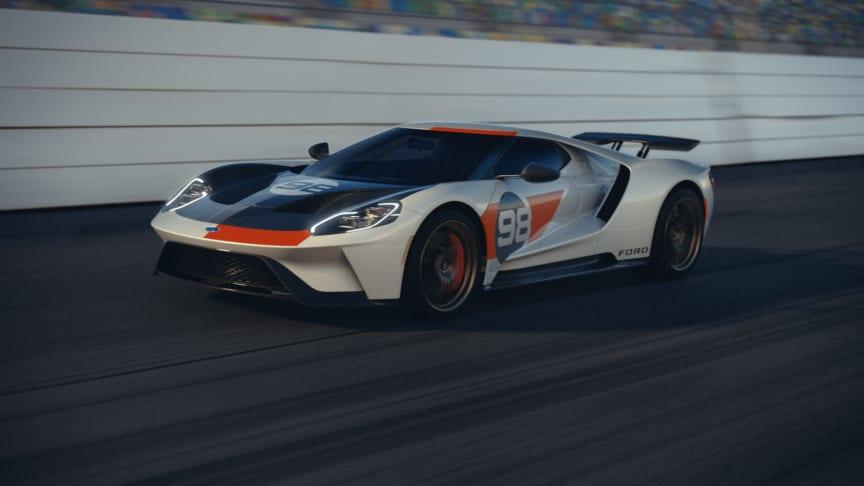 Ford GT får Daytona-specialudgave og eksklusiv Studio Collection-pakke