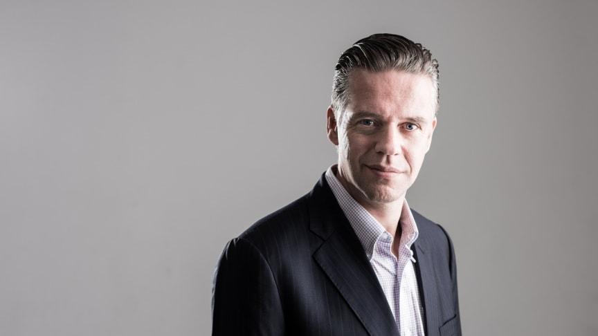 Henk in 't Hof, CEO Blueair