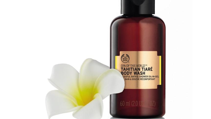 Tahitian Tiaré Body Wash