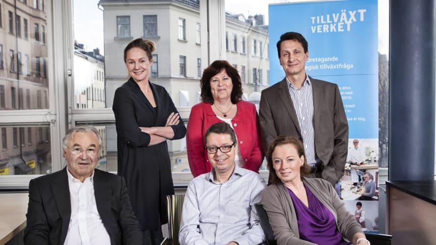 Ny expertgrupp för företagande på lika villkor