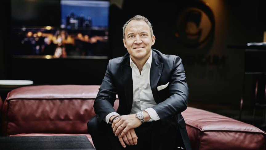 Andreas Moritz tillträder som ny VD för SkandiaMäklarna AB