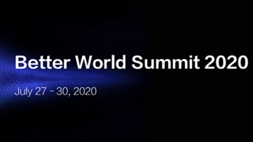 Huawei initierar online-eventet Better World Summit med syfte att bekämpa Covid-19