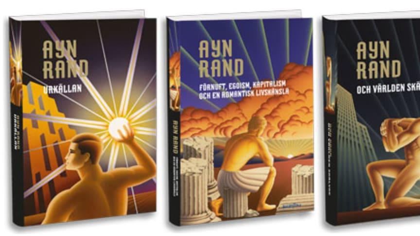 Timbro återlanserar Ayn Rand!