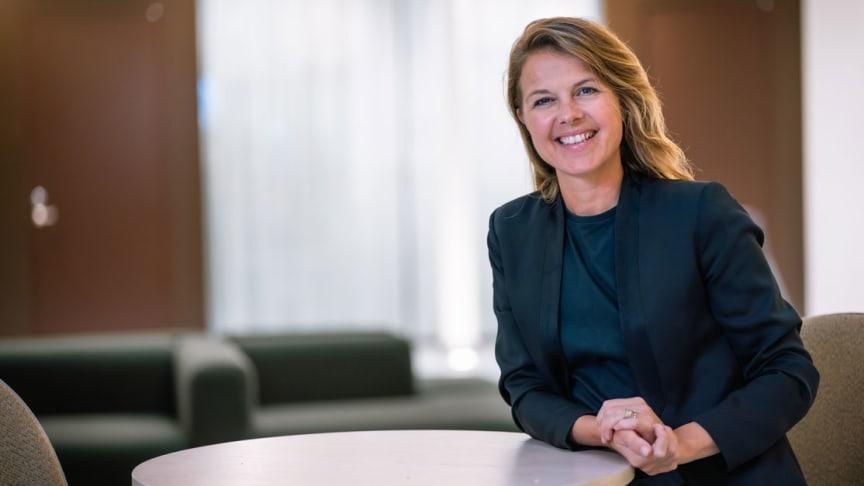 Linda Mannerby, Head of Sustainability Grant Thornton (Foto: Grant Thornton)