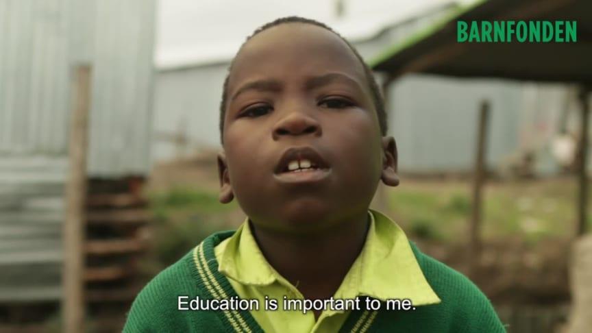 Rapport från Small Voices Big Dreams - Nairobi Kenya