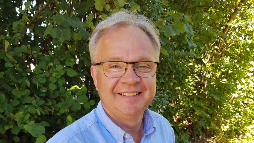 Per-Olof Ingemarsson från Bjärefågel. Nominerad till Årets klimatbonde
