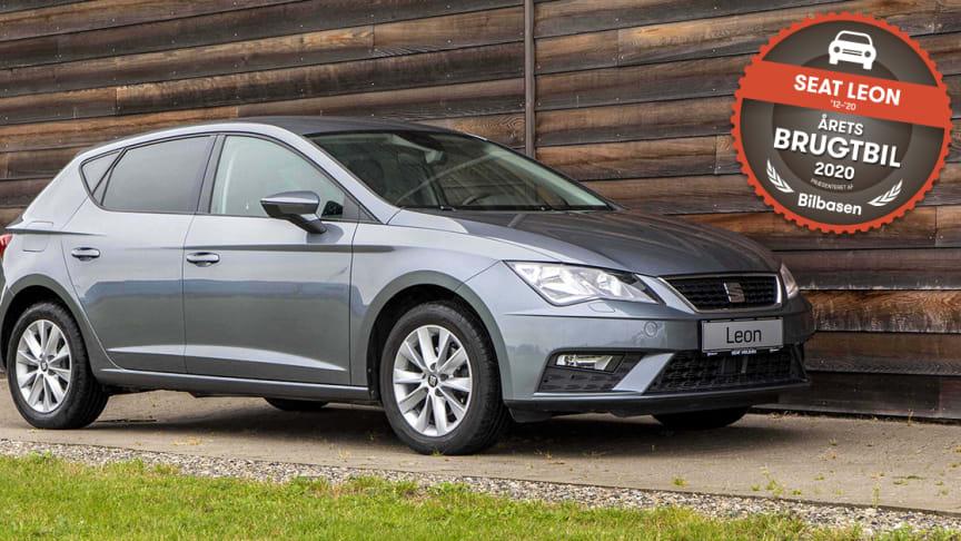 SEAT Leon Årets Brugtbil 2020