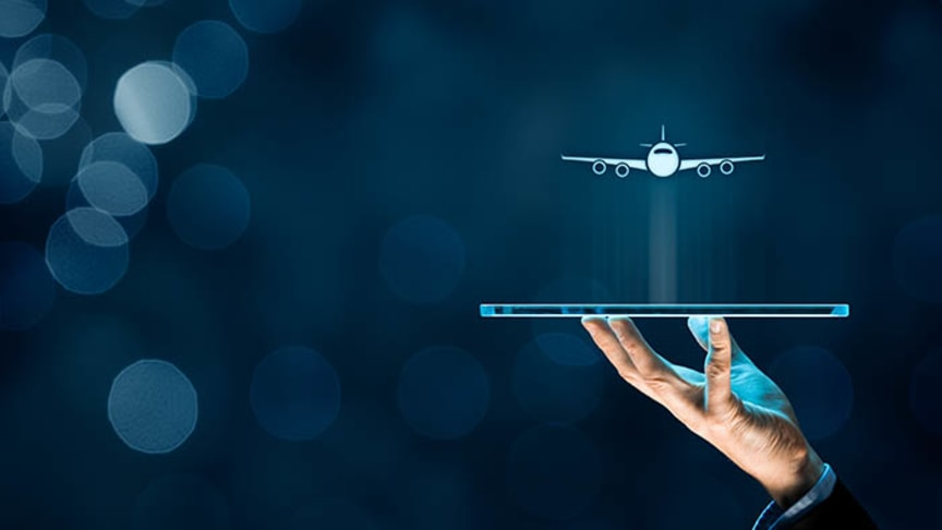Panalpina's new charter tool provides an up-to-date overview of scheduled cargo flights and of all cargo aircraft in the world. (Photo: Shutterstock)