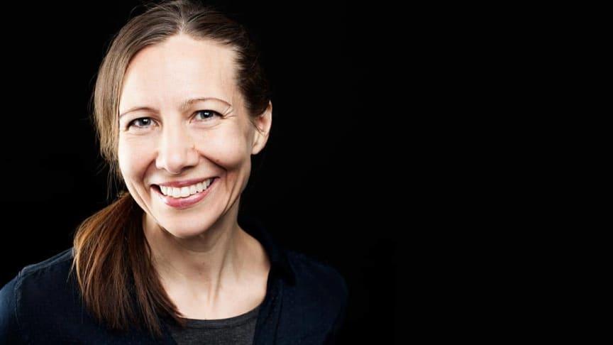 Jeanette Löfgren, Director Business Development på BookBeat