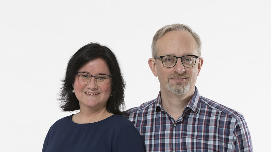Åsa Lang och Anders Murman