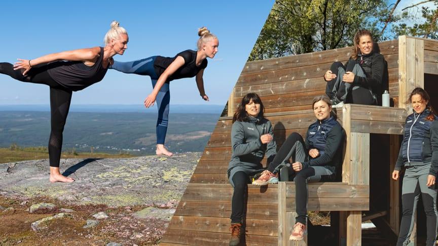 SkiStar öppnar upp sommarsäsongen: flera nya aktiviteter för hela familjen