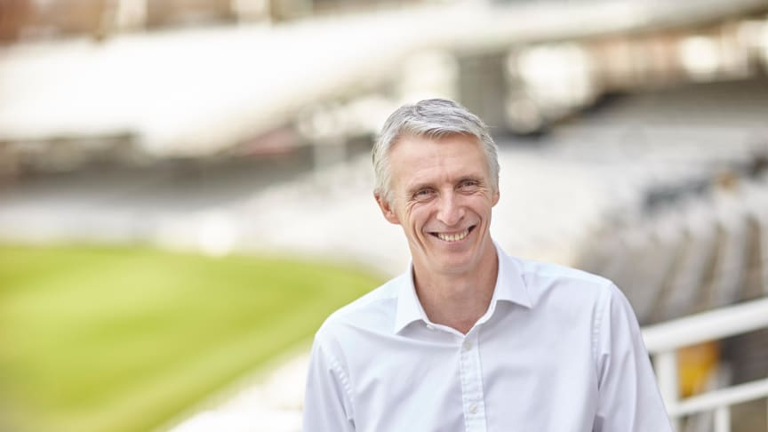 Steve Elworthy will join the ECB at the end of the ICC Men's Cricket World Cup
