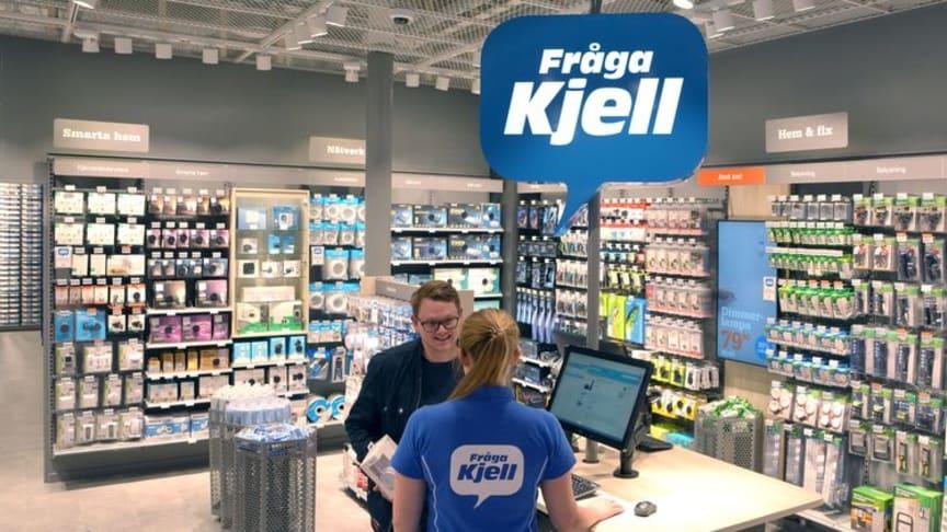 Kjell och company satsar på att ge sina kunder en bättre köpupplevelse, med Avensia som e-handelspartner.