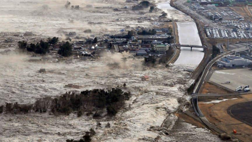 Bedre tsunamisikring 4 år etter Fukushima-jordskjelvet