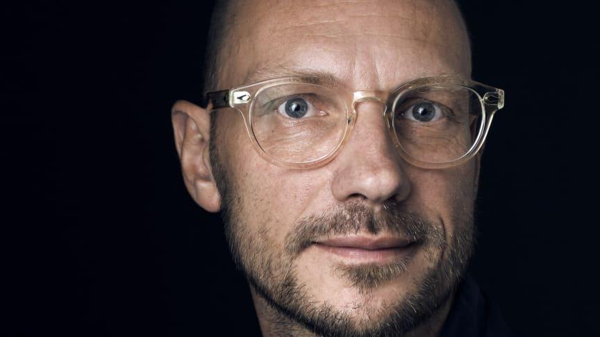 Ulf Skarin, innehållsansvarig för EdTech Sweden.  Foto: Henric Lindsten