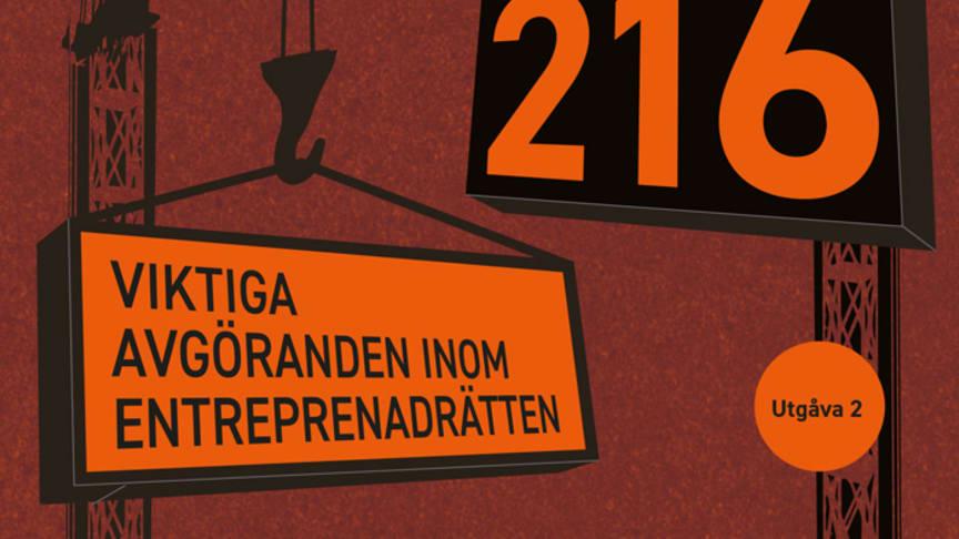 Rättsfallsguiden – refererar till 216 entreprenadrättsliga domstolsavgöranden