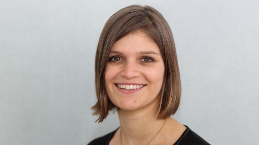 Emilie Schindler, vinnare av Rosenön Award 2018