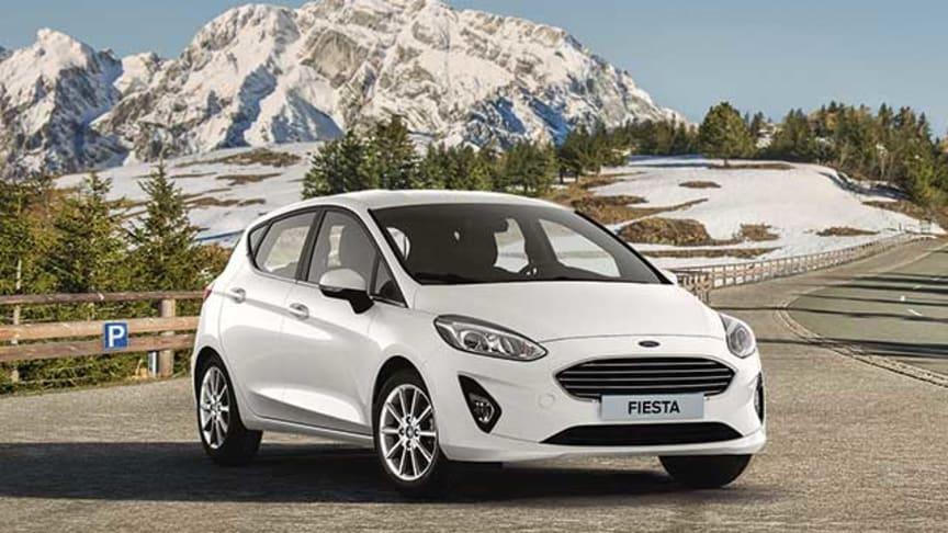 Gør et kup med Fords nytårstilbud på Fiesta Titanium og S-MAX ST-Line X