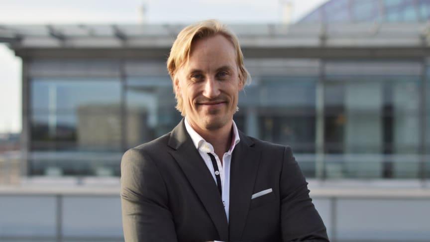 Peter Gerhardsson ny vd för Visma Commerce
