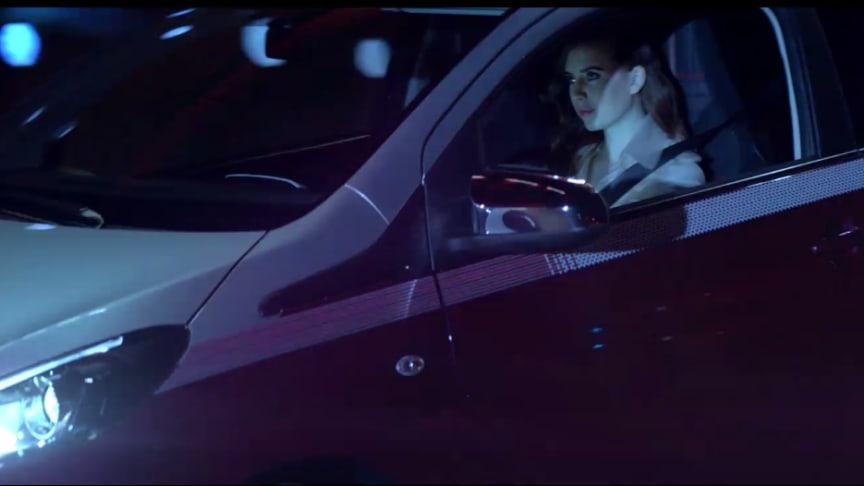 Peugeot och Lykke Li lanserar nya 108