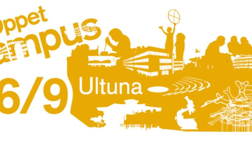 Öppet Campus på Ultuna 26 september