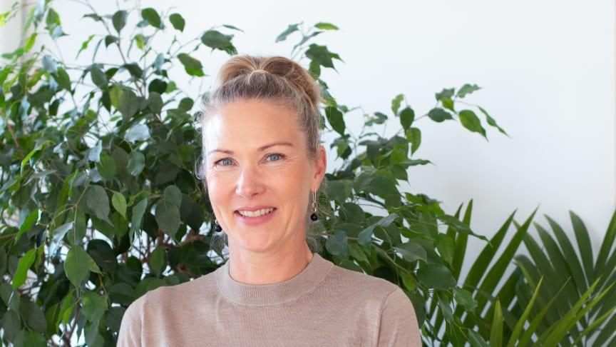 Cecilia Thimerdal, ny inköps- och hållbarhetschef på Interflora