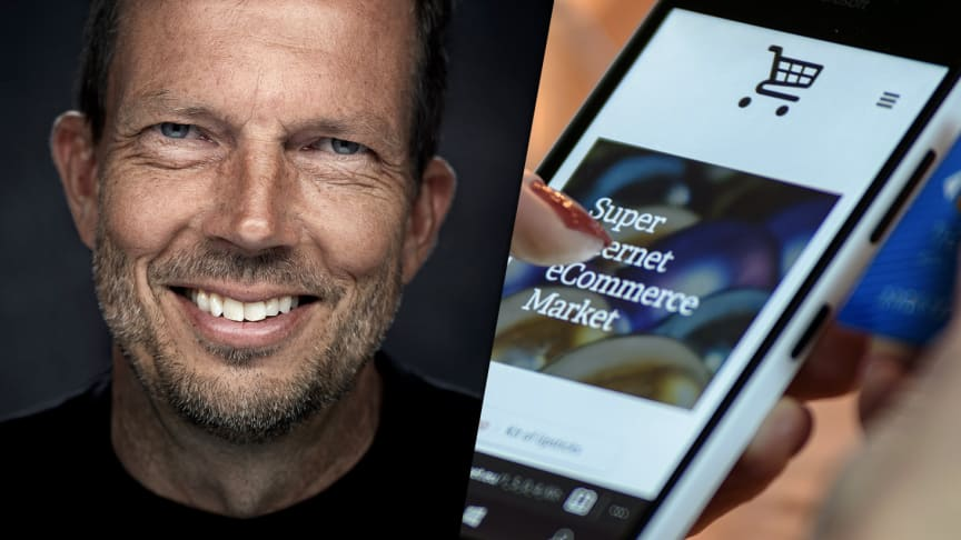 Björn Elfgren, VD Abicart