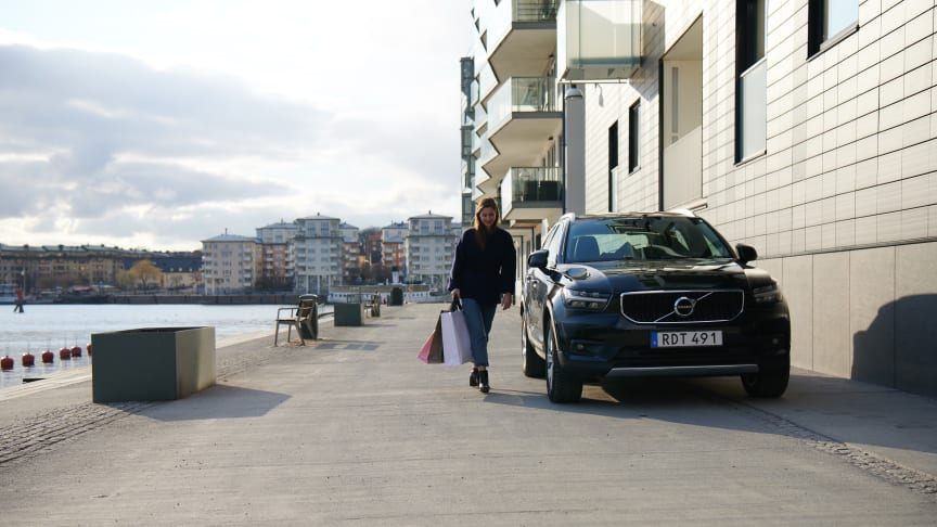 Volvo Car Mobility's smart car sharing service M Business Beta attracts corporate customers focusing on urban development.