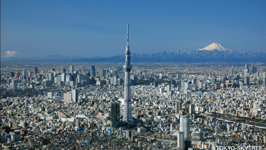 Enjoy Beer and Sightseeing Alongside Great Sporting Action. Must-see Spots Together with the Upcoming Once-Every-Four-Years Rugby Tournament held in Japan.