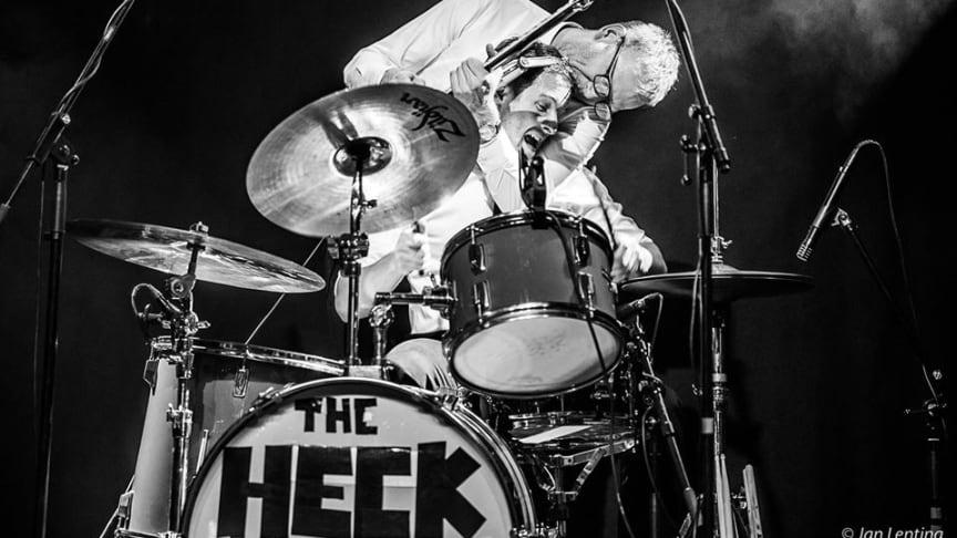 "THE HECK: Dutch ""Nederbeat"" Trio Release Debut Album"