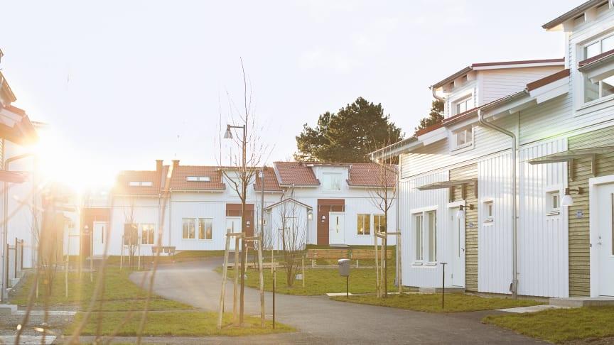 5 maj kl. 12-13 Visning av nya bostadsrätter på Brännö
