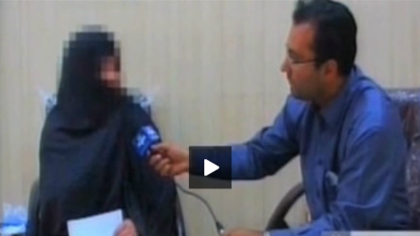 """Iran: Dödsstraff efter """"bekännelser"""" i TV"""