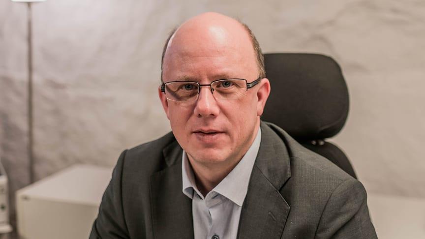 Jonas Hellström, vd Microgroup