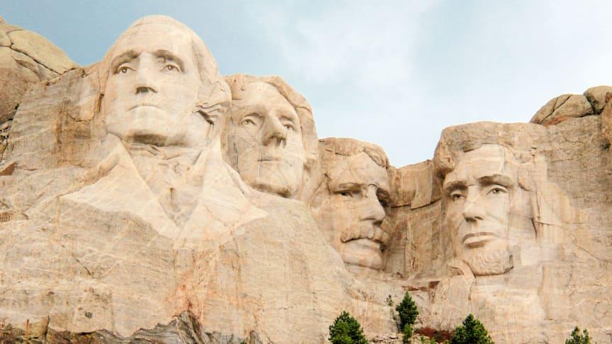 Mount Rushmore / Shutterstock