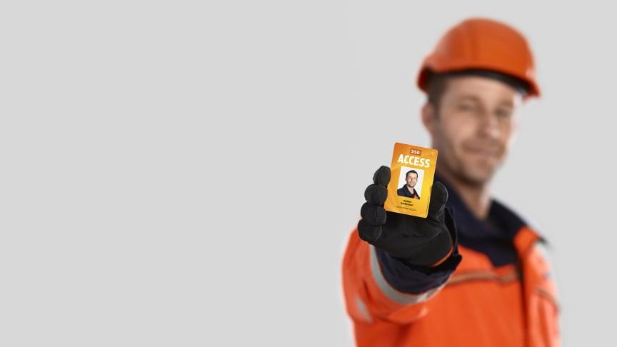 Leverantörsbedömningstjänsten SSG Supplier är integrerad med SSGs tjänst för tillträdeskontroll och behörighet SSG Access