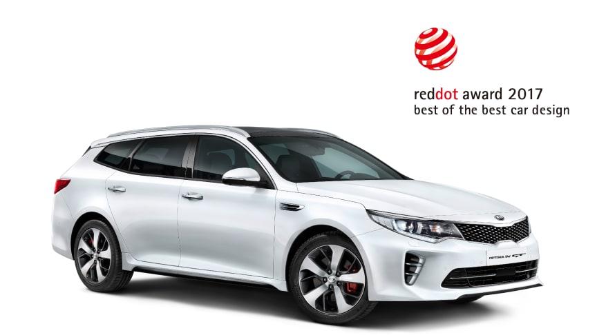 reddot award 2017 - best of the best car design